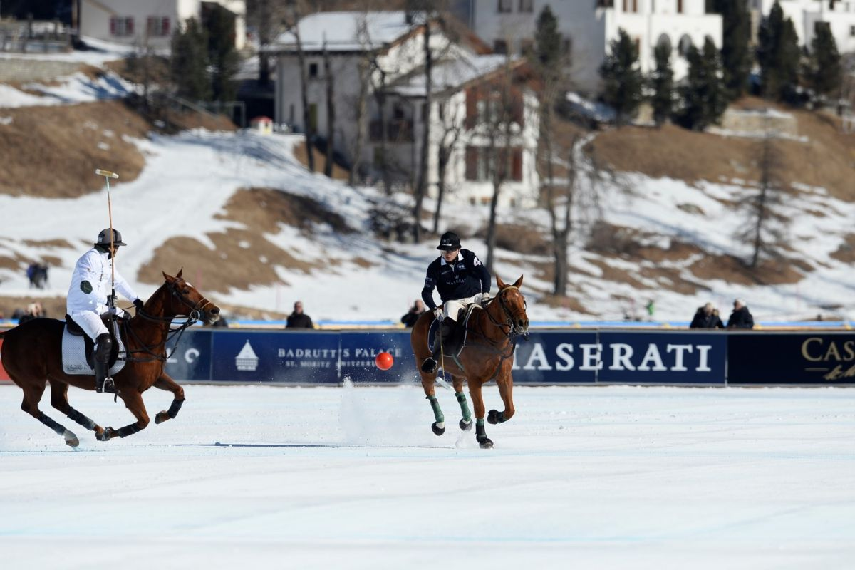 2017 St Moritz 3rd Place Final Perrier Jouët vs Maserati