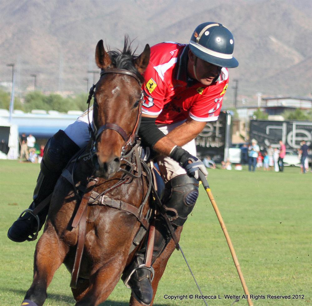 Scottsdale Polo, AZ, USA Bellaire vs. The Hamptons