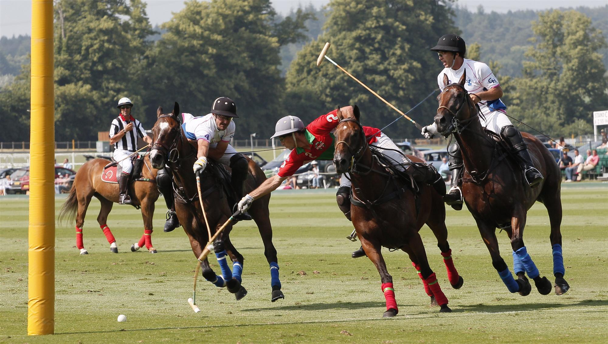 British Open Polo Championships Photos Part 1
