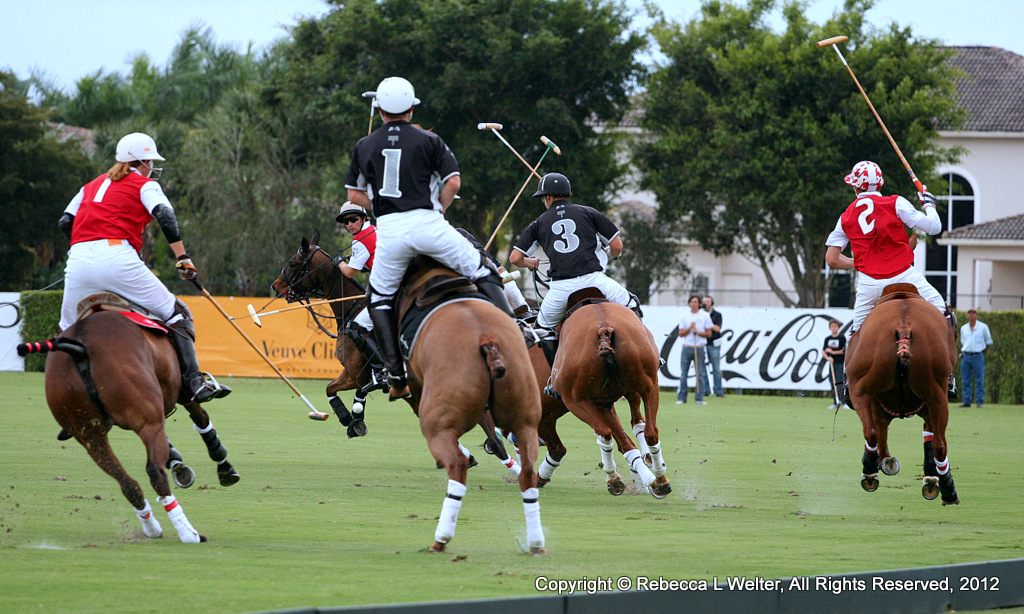 01/29/2012 Joe Barry Memorial Cup at the International Polo Club in Wellington, Florida